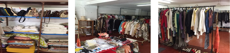 Cheshire Homes Charity Shop - Open every Wednesday