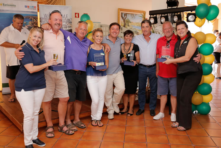Casas do Barlavento Golf Corporate Day is a raving success