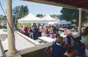 Exclusive sunshine and smiles at Quinta dos Vales' Open Door