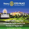 Rotary Charity Golf Day - August 31st