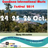 Guadiana International Music Festival - Oct 24/25/26