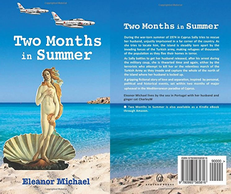 Two Months in Summer by Eleanor Michael