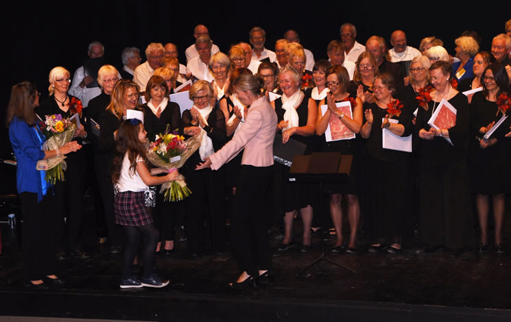 The Centennial Celebration Concert at Lethes Theatre in Faro