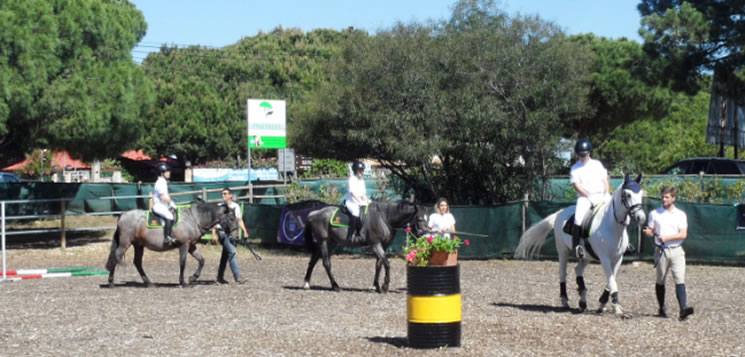 Sport Riding for Disabled in the Algarve