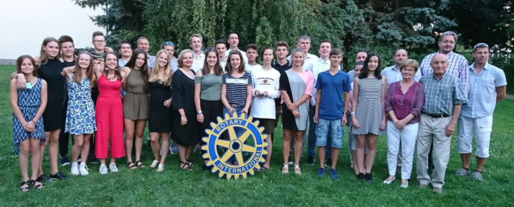 Rotary Summer Camp 2017