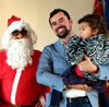 Father Christmas Visits Estoi & Moncarapacho