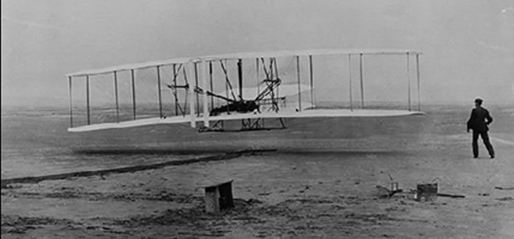 Wright Brothers' 1903 Flyer