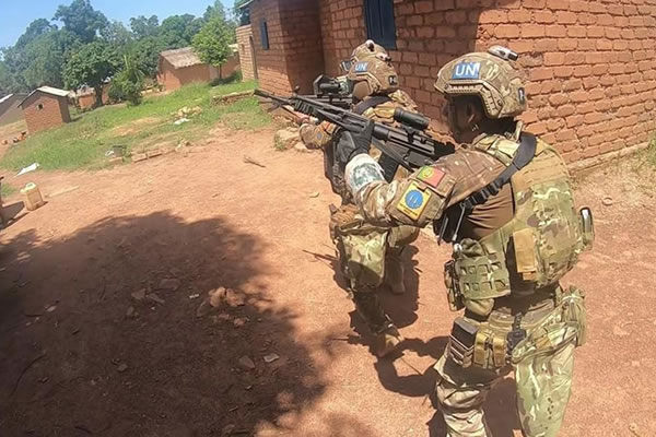 army africa