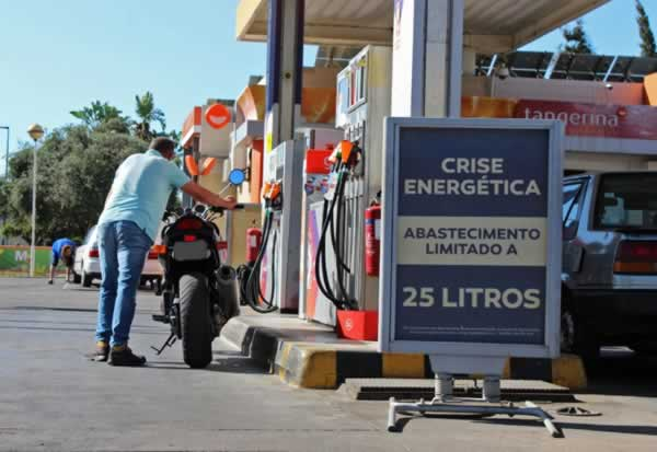 fuel strike