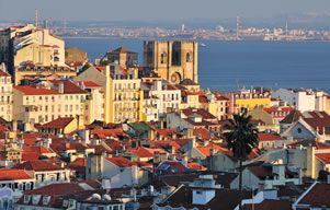 The ancient Iberian city of Lisbon attracts the attention of more and more foreign property buyers each year