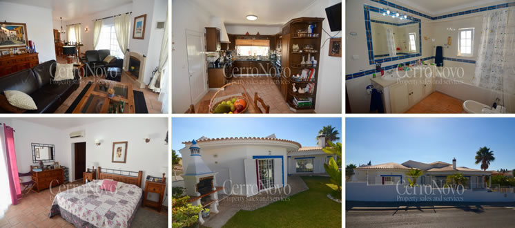 Convenient, well located bungalow in Albufeira