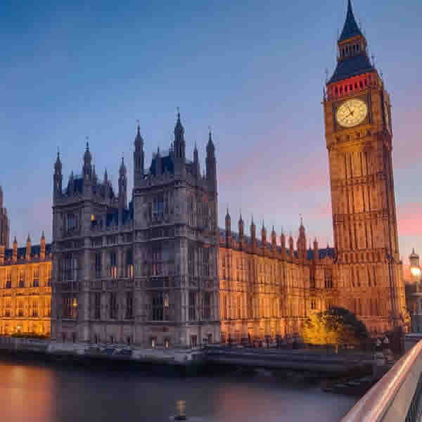 Gale`s Westminster View From Isolation – March 2020
