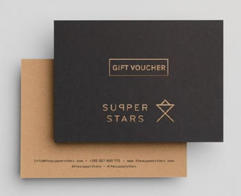 Supper Stars vouchers