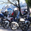 Algarve Senior Bikers brave the cold winds