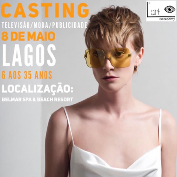 TV Casting, Fashion and Advertising- May 8th & 9th