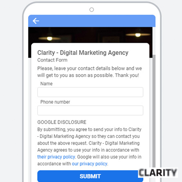 Google Ads news by Clarity – the end of message extensions