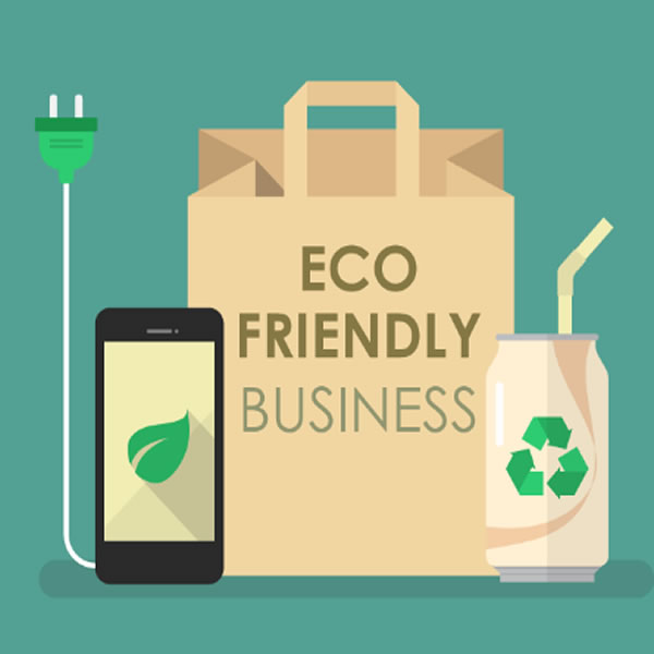 HOW TO RUN AN ECO-FRIENDLY BUSINESS
