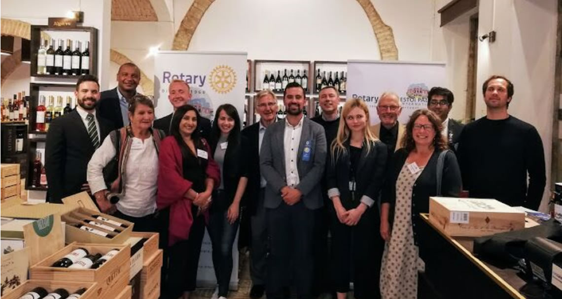 Membership Evening at ABOUT WINE Faro
