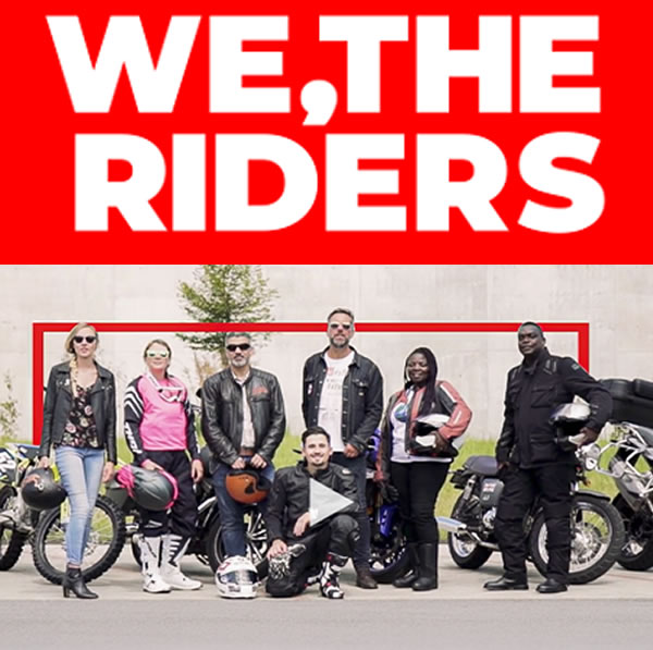 We, The Riders: One Movement For Everyone