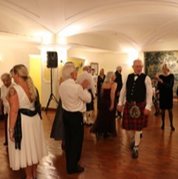 The Ball Is Over - Next The Burns Supper