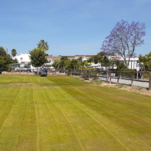 New croquet club at Centre Algarve