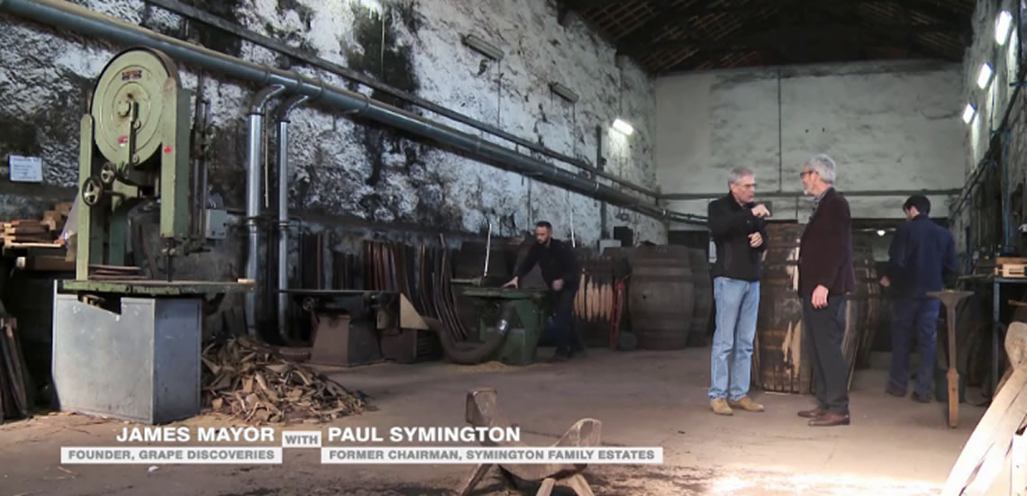 James Mayor talks to Paul Symington about his time as Chairman of Symington Family Estates