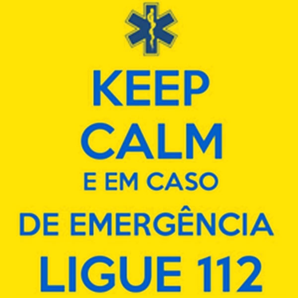 CALLING 112 IN AN EMERGENCY IN PORTUGAL
