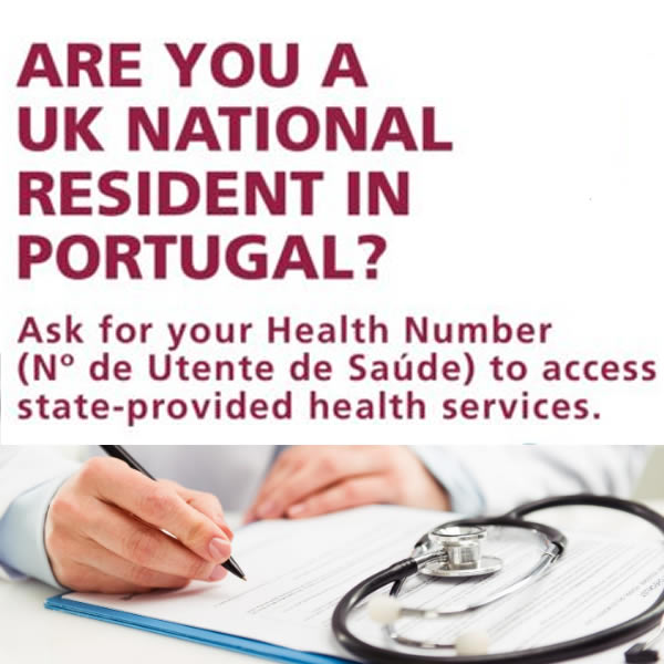 How to register for state provided healthcare in Portugal