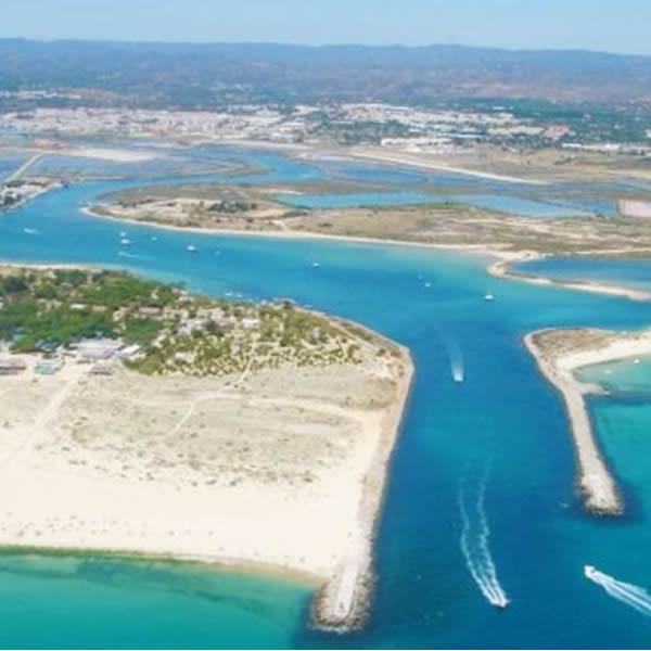 The history of the artificial sea-access in Tavira