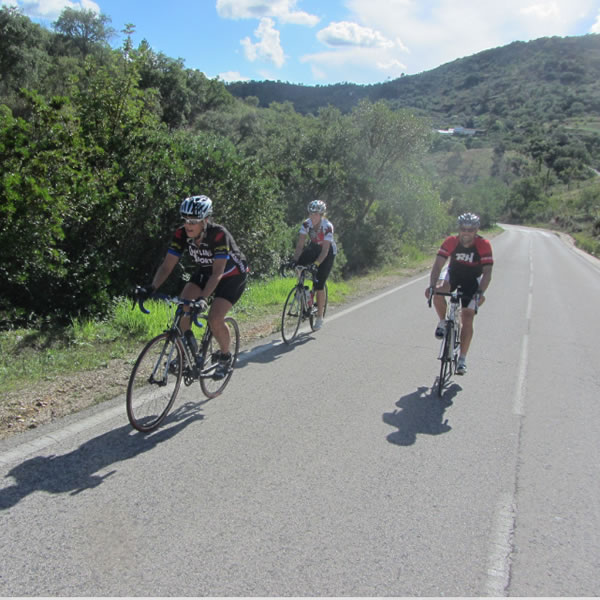 A road bike training week not to be overlooked!