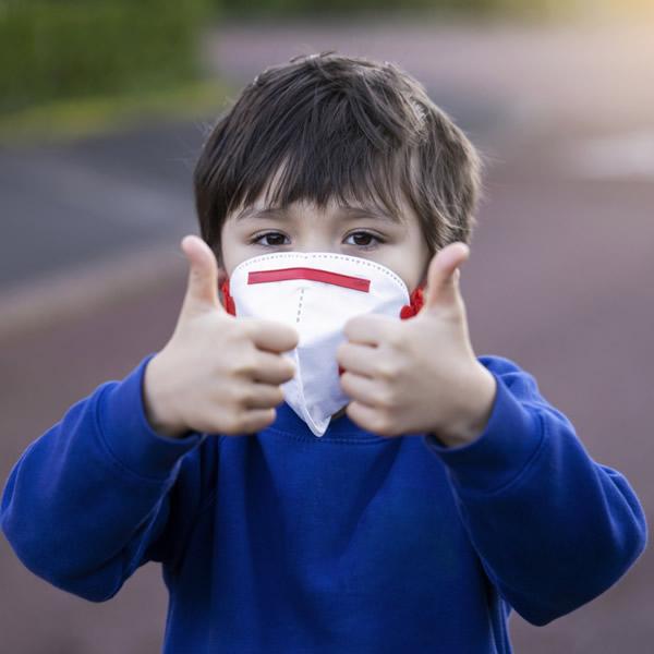 Does the Virus Dislike Children?