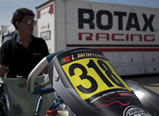 Rotax Trophy, Kart racing in Portimao