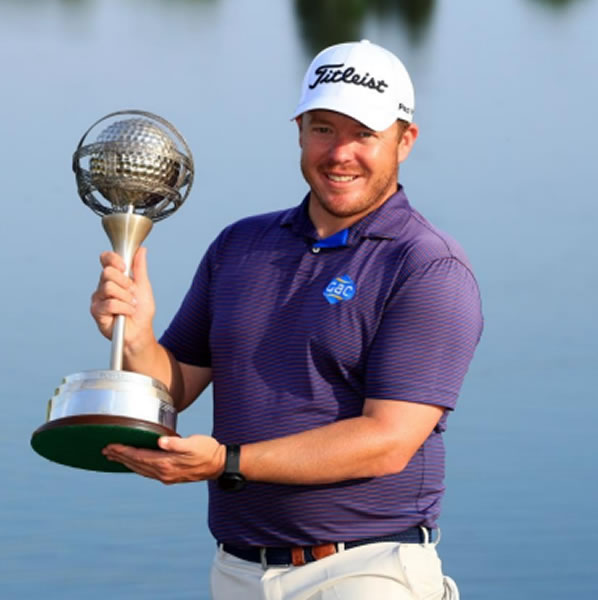 COETZEE CROWNED PORTUGAL MASTERS CHAMPION