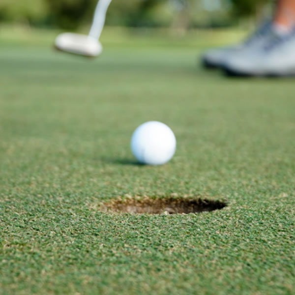 Here's How Golf Could Have A Tremendous Effect On Your Health
