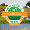 Monte Rei Golf & Country Club rated best golf club of Portugal