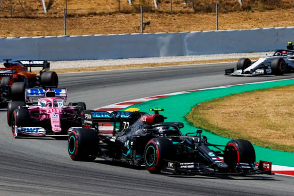 Portuguese Formula 1 GP Spectator Capacity To Be Reduced