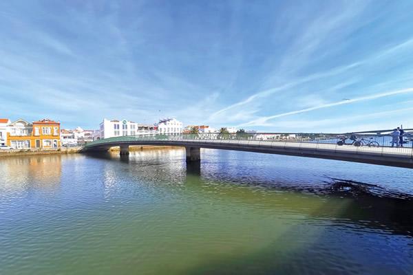 Dr Photo - NEW TAVIRA BRIDGE OVER THE GILÃO RIVER OPENS TODAY