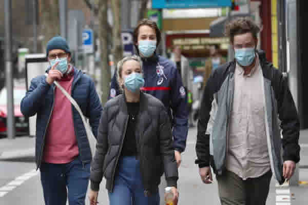 Covid-19: Parliament renews obligation to wear masks on the street until mid-June