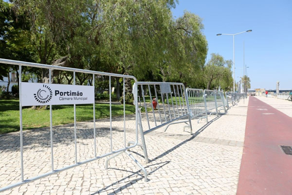 Dr Photo - PORTIMÃO IS 1 OF 4 MUNICIPALITIES REVERTING TO PHASE 1 OF DECONFINEMENT