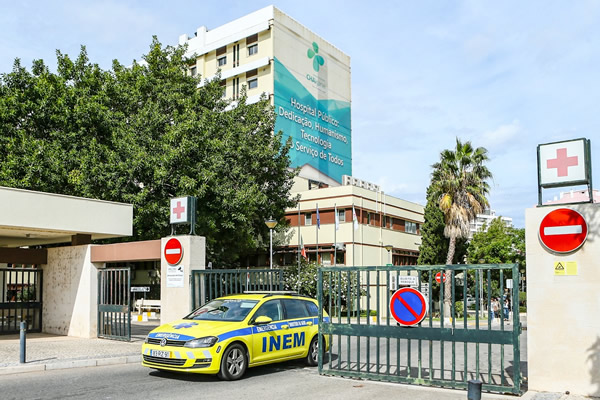 Dr Photo - 27 children at Faro Hospital with signs of food poisoning
