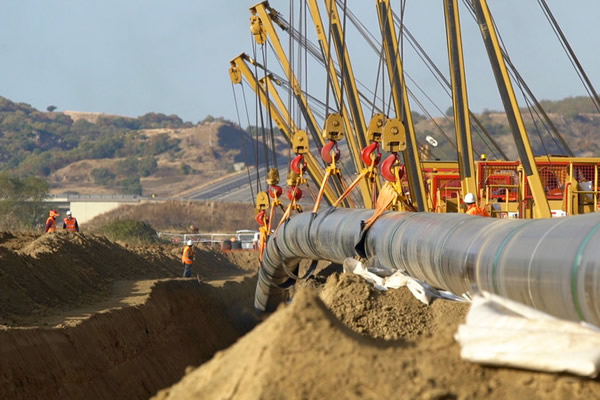 © Trans Adriatic Pipeline - PORTUGAL BACKTRACK ON GAS FUNDING