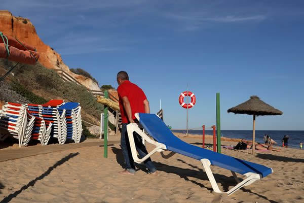 PORTUGAL IS STRUCK OFF THE 'GREEN LIST'