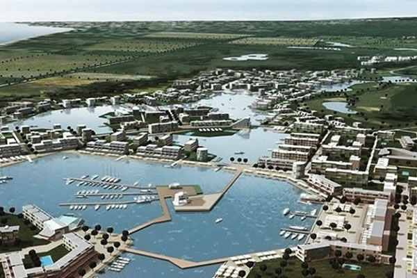 Loulé Council shoots down Vilamoura lake city mega-project