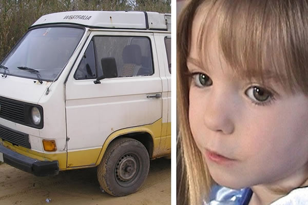 Madeleine McCann: German prisoner identified as new suspect in disappearance