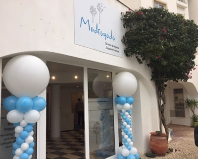 Madrugada Support Centre Inauguration Day
