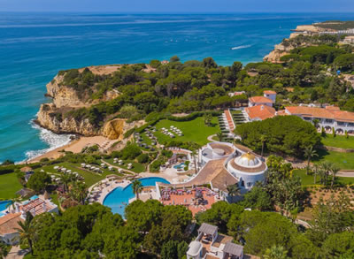 VILA VITA Parc wins WTA's Europe's Leading Luxury Hotel & Villas 2019