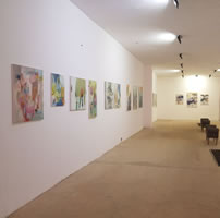 New exhibitions by two local artists!
