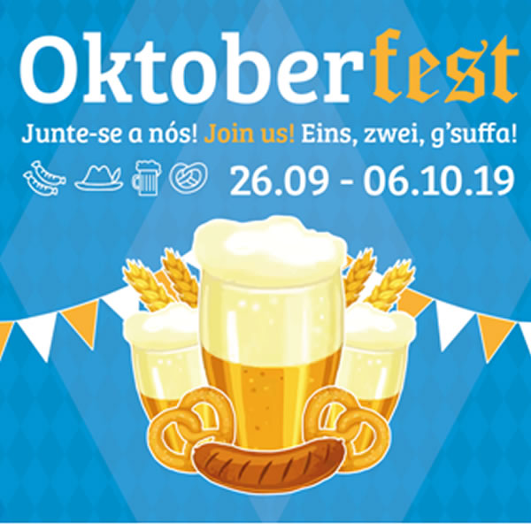 The Oktoberfest in Algarve is about to start