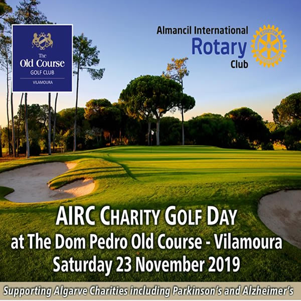 AIRC Charity Golf Day - Nov 23rd