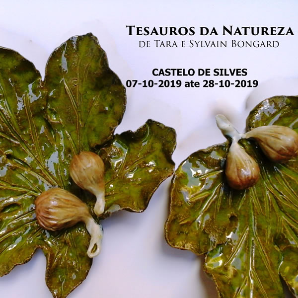 Treasures of Nature Exhibition at Silves Castle - opens Oct 7th